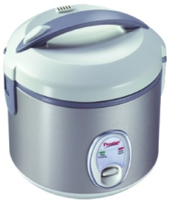 Prestige PRWC 1.0 Electric Rice Cooker with Steaming Feature