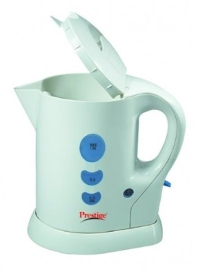 Prestige PKPW 1.0 Electric Kettle(1 L, White)