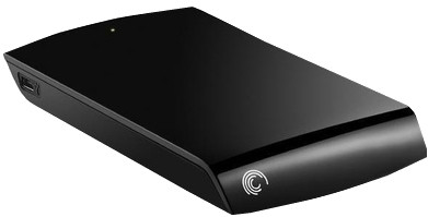 Seagate Expansion 2.5 inch 500 GB External Hard Disk(Black)