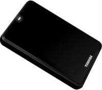 View Toshiba Canvio Alumy 1 TB External Hard Disk Drive Price Online(Toshiba)