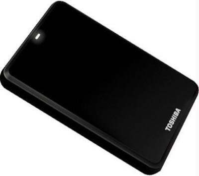 Toshiba Canvio Alumy 1 TB External Hard Disk Drive