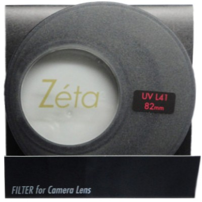 Kenko Zeta UV L41 (W) 82 mm Filter at flipkart