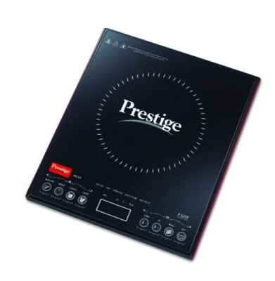 Prestige PIC 3.0 Induction Cooktop(Black, Touch Panel)