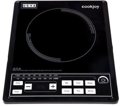 Usha C2102P Induction Cooktop(Push Button)