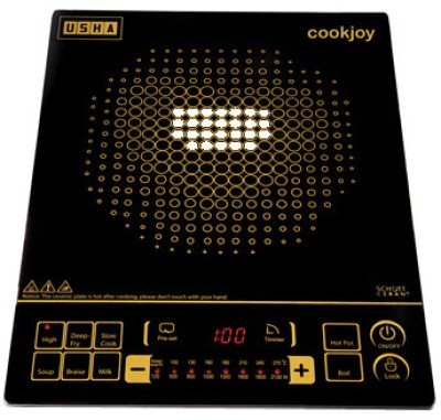 Usha S2103T Induction Cooktop