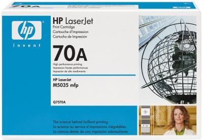 HP LaserJet Q7570A Black Print Cartridge