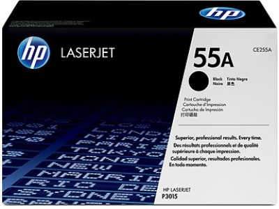 HP LaserJet 55A Black Toner Cartridge