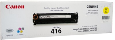 Canon Toner Cartridge 416Y