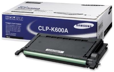 Samsung CLP K600A Black Toner Cartridge