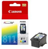 Canon CL 811 Tricolour Ink Cartridge(Black, Magenta, Cyan, Yellow)