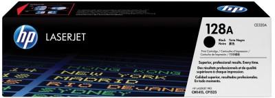 HP 128A Black LaserJet Toner Cartridge