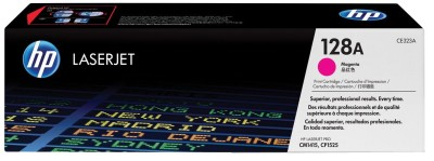 HP 128A Magenta LaserJet Toner Cartridge