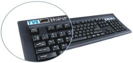 TVS-e Gold Bharat PS2 Standard Keyboard