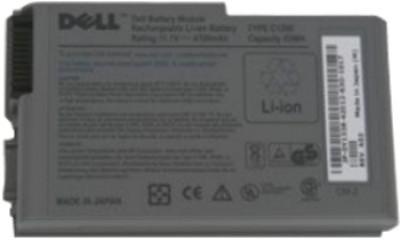 Dell Latitude d600/d500 6 Cell Laptop Battery