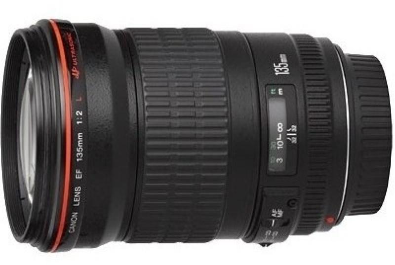 Canon EF 135 mm f/2L USM  Lens