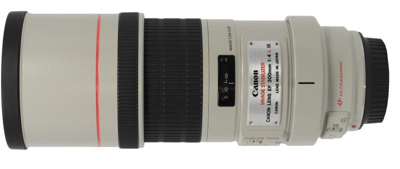 Canon EF 300 mm f/4L IS USM  Lens
