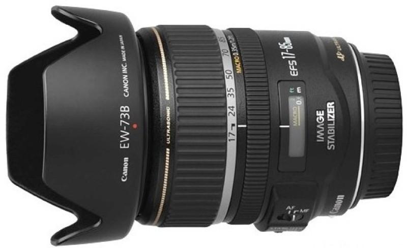 Canon EF-S 17 - 85 mm f/4-5.6 IS USM  Lens
