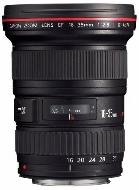 Canon EF 16 - 35 mm f/2.8L II USM  Lens