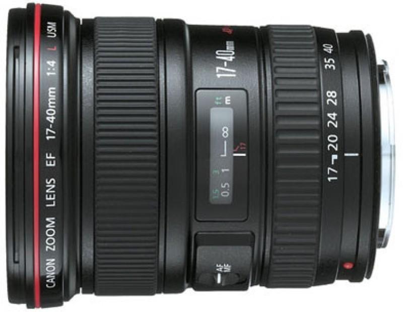 Canon EF 17 - 40 mm f/4L USM  Lens