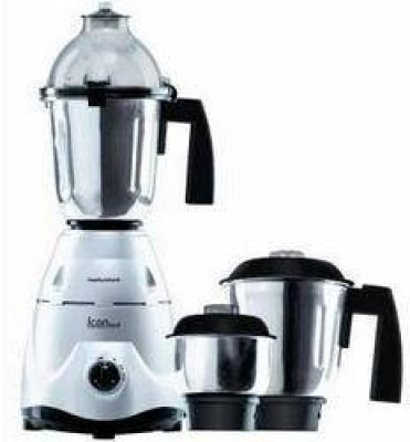 Morphy Richards Icon Delux 600W Juicer Mixer Grinder