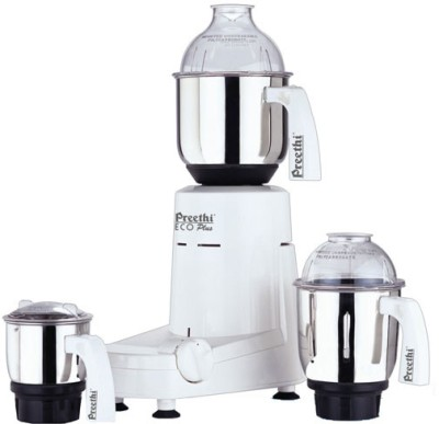 Preethi Eco Plus - MG 138 550W Mixer Grinder