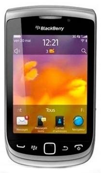 View Blackberry Torch 9810 (Zinc Grey, 8 GB)(768 MB RAM) Mobile Price Online(BlackBerry)
