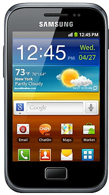 Samsung Galaxy Ace Plus S7500 (3GB)