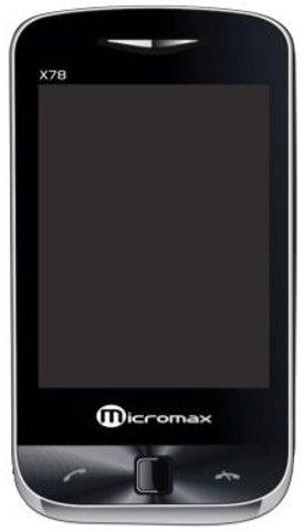 Micromax X78(Black)