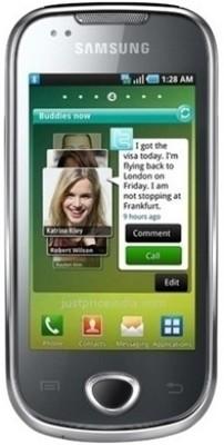 SAMSUNG Galaxy3 (Black, 130 MB)