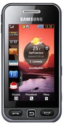SAMSUNG Star S5233V Nxt(Noble Black)