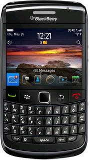 View Blackberry Bold 3 9780 (Black, 512 MB) Mobile Price Online(BlackBerry)