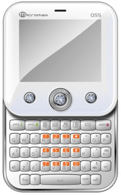 Micromax Bling (Pearl White, 20 MB)