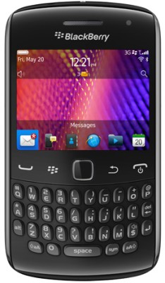 Blackberry 9360 (Black, 512 MB)(512 MB RAM) at flipkart