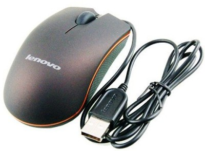 Lenovo M20 Wired Optical Mouse