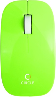 Circle FlintO Wired Optical Mouse