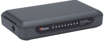 Iball 8-Port 10/100M Green Desktop Switch Network Switch