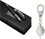 Shantanu & Nikhil (Roller Ball Pen Key C...
