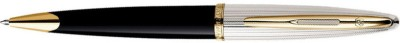Waterman Carene Black Deluxe Roller Ball Pen