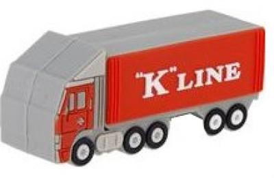 Microware K-Line Truck Shape Designer 4 GB Pendrive