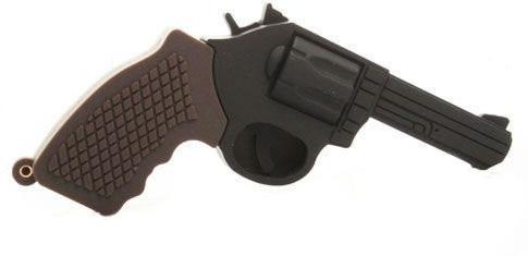 View Microware Gun Shape Designer 8 GB Pendrive  Price Online
