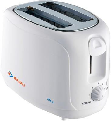 Bajaj ATX 4 750 W Pop Up Toaster