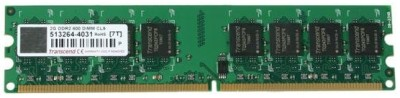 Transcend DDR2 2 GB PC DRAM (JM800QLU-2G...