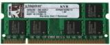 Kingston DDR2 1 GB Laptop DRAM (KVR667D2...
