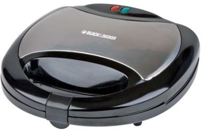 Black & Decker TS 2080 Grill(Black)