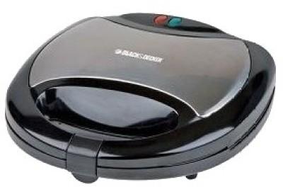 Black & Decker TS 2000 Grill(Black)