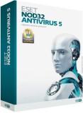 Eset NOD32 Antivirus Version 5 1 PC 1 Ye...