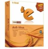 eScan Anti-Virus 1 PC 1 Year