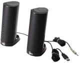 Dell AX210CR USB Stereo Speakers (Black,...