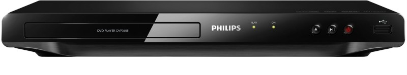 Philips IN-DVP3608/94 DVD Player(Black)