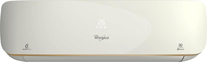 Whirlpool 1 Ton 3 Star BEE Rating 2017 Split AC  - White